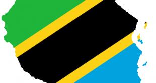 Tanzanian flag