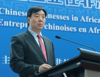 Speech by Vice Foreign Minister Zhai Jun at the Forum on Chinese Businesses in Africa