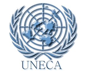 UNECA -  logo