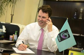 Scott Gegenheimer, CEO of Zain Group