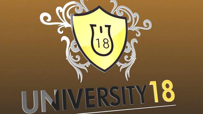 University18 logo