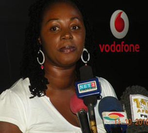 Carmen Bruce-Annan, Head, Vodafone Foundation