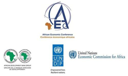 African Economic Conference logo