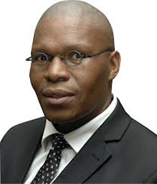 Vice Chancellor of the North West University, Professor Dan Kgwadi