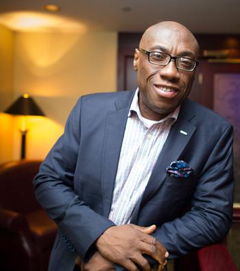 Mr. Emeka Abone, Director of FIB Group Ltd