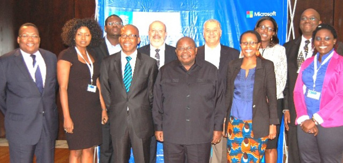 Microsoft forms 4Afrika Advisory Council