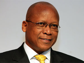 MTN Group President and Chief Executive Officer Sifiso Dabengwa