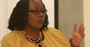 The Deputy Minister of Trade and Industry, Elizabeth Thabethe