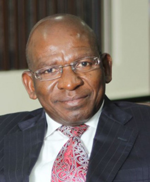 Mr. Roberts U. Orya, Managing Director of Nigerian Export-Import Bank