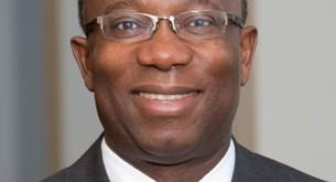 Dr. Linus Igwemezie, Head of the Novartis Malaria Initiative
