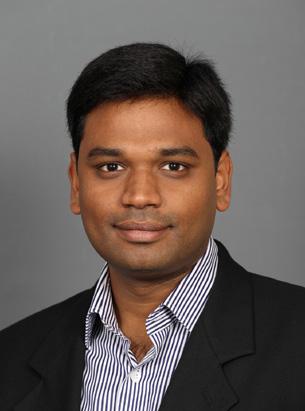 Sumesh Rahavendra of DHL Express Sub-Saharan (SSA)