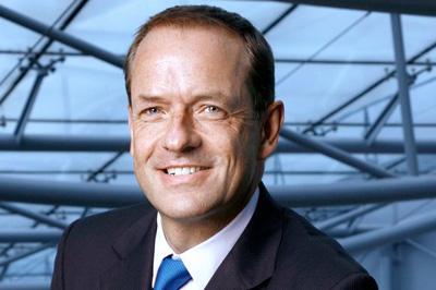 Sir Andrew Witty, CEO, GlaxoSmithKline (GSK)