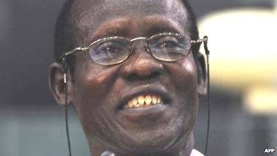 Vice President James Wani Igga
