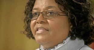 Environmental Affairs Minister Edna Molewa