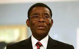 President Obiang Nguema Mbasogo