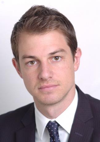 Standard Bank senior political economist Simon Freemantle