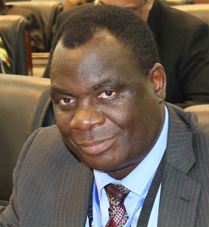 Dr Aggrey Ambali, Head of Science, Technology and Innovation,NEPAD, South Africa
