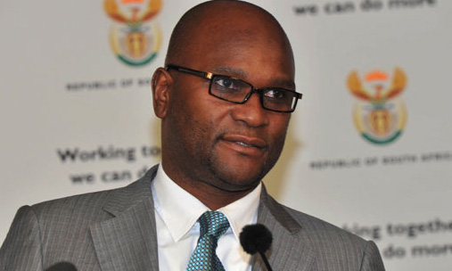 Minister of Arts and Culture Nathi Mthethwa