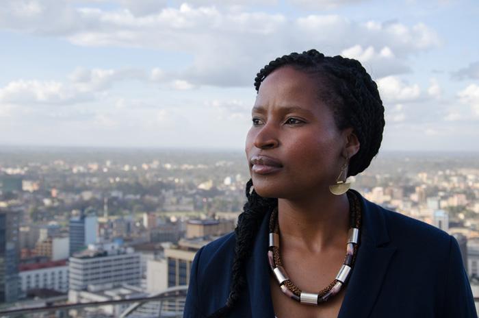 South African Ndoni Khanyile