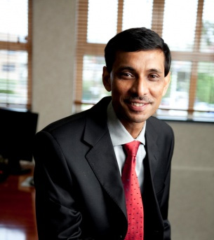 Stanley Subramoney, PwC Head of Strategy for Southern Africa