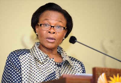 Minister in the Presidency responsible for Women, Susan Shabagu