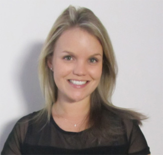 Megan Collinicos, Head of Advertising and Public Relations for DHL Express Sub-Saharan Africa