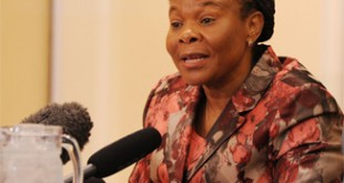 Minister for Women in the Presidency, Susan Shabangu