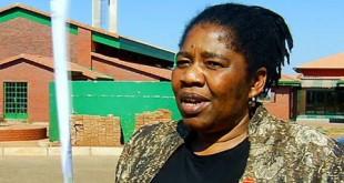 Candith Mashego-Dlamini