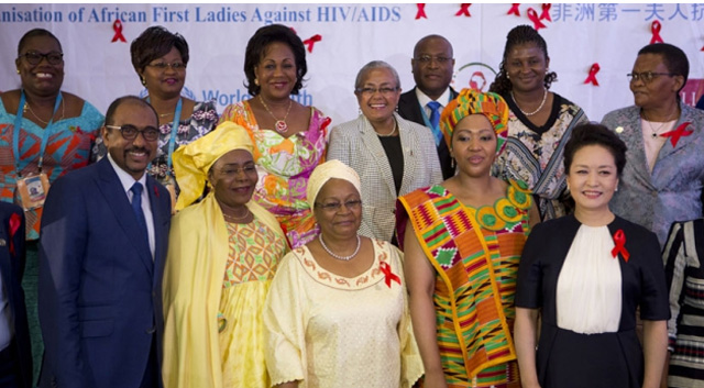 Africa–China Partnership: Caring for an AIDS-Free Generation launched on the sidelines of the Forum for China–Africa Cooperation in Johannesburg