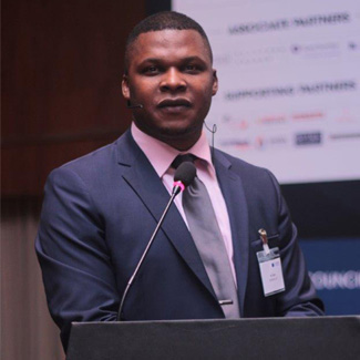 NJ Ayuk, CEO of Centurion Law Group