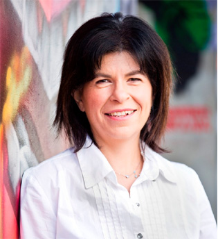 Vicki Myburgh, Entertainment & Media Industry Leader for PwC Southern Africa