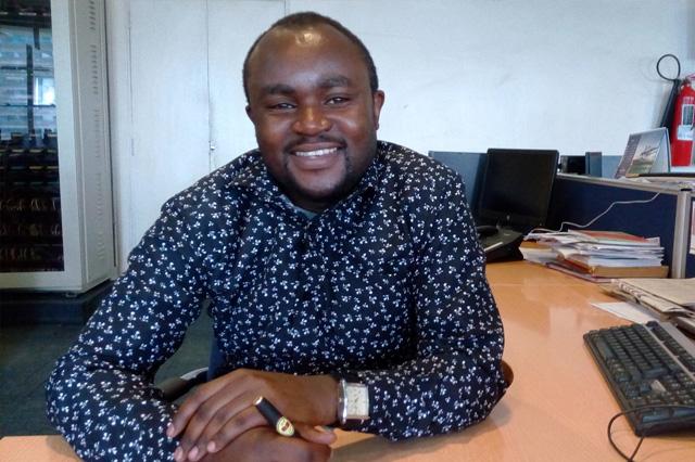 Kenyan Journalist Aggrey Mutambo