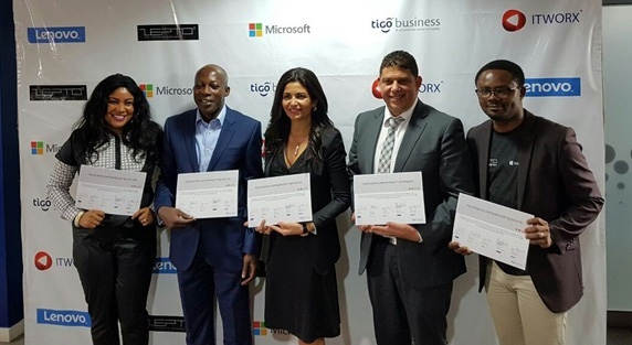 An Alliance with Microsoft, Tigo Business, Lenovo and Zepto Marks ITWORX's Expansion into Africa