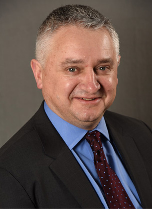 Dino Gelmetti, Vice President EMEA Airline Solutions Sabre