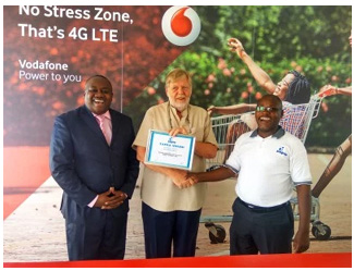 Vodafone Zambia scoops top awards