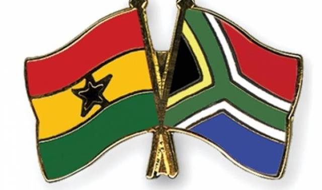 south africa and ghana relationship with britain