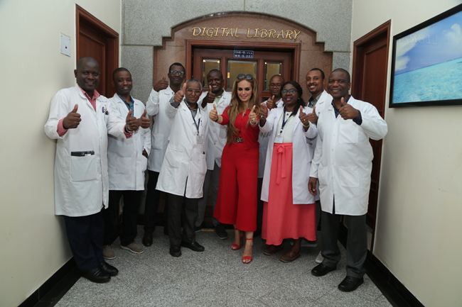 Merck Foundation supports the training of Thirty Future Oncologists