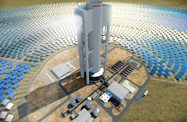 Innovative Solar Power Plant To Boost National Grid