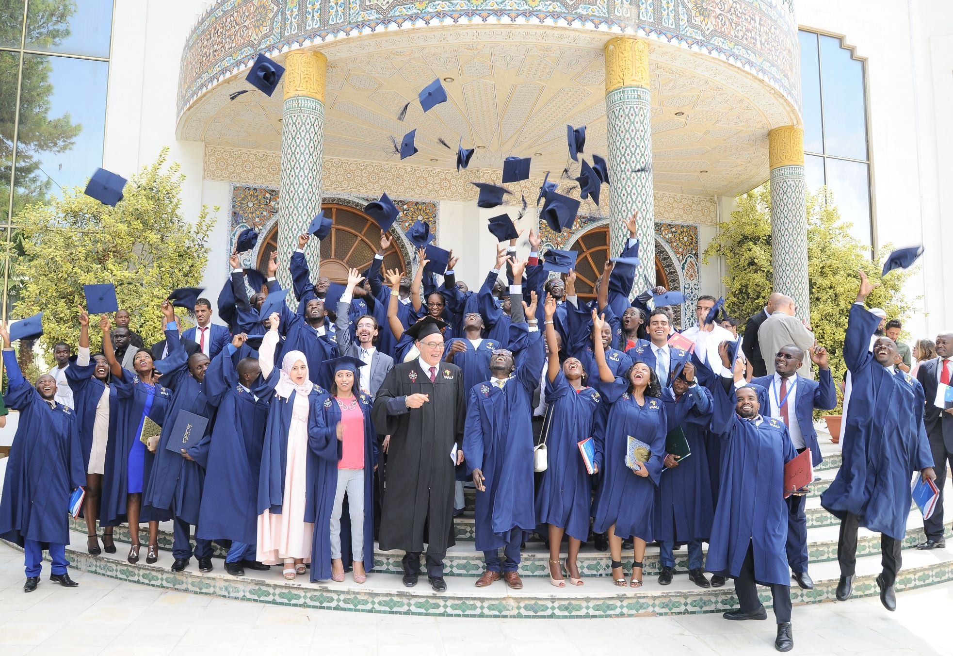 The Pan African University Institute For Water And Energy